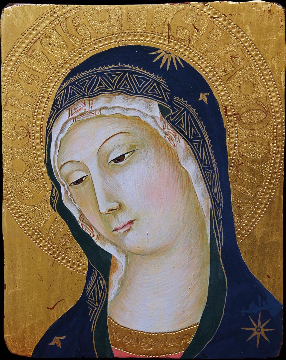 Riproduzioni d 39 arte nell 39 atmosfera della siena medievale for Riproduzioni design